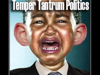 Tantrum Politics, Shutdown